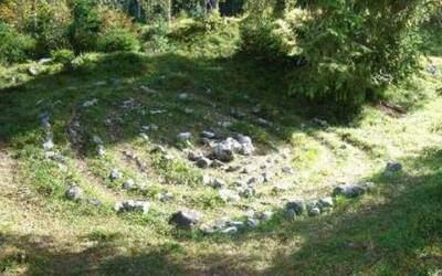 Skulturen aus Stein